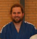 Jan Pedersen 1. kyu Er træner for øvede børn